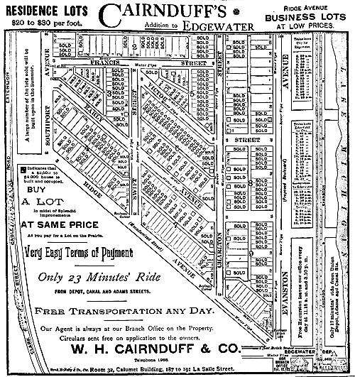 Cairnduff's Addition Map