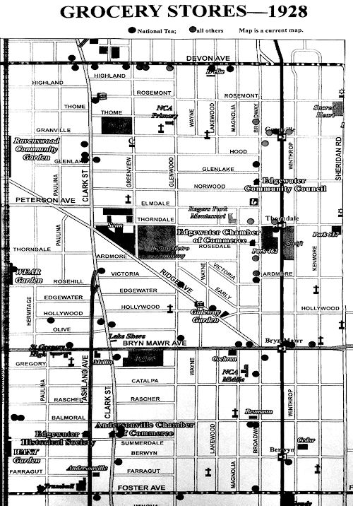 Grocery Stores 1928